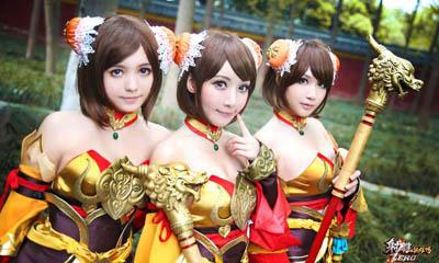 Những cô nàng xinh xắn của ZERO Online