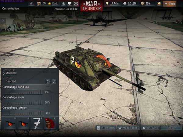 Warthunder XG s1a2d5q-10
