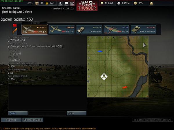 Warthunder XG s1a2d5q-6
