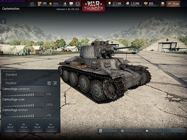 Warthunder XG s1a2d5q-7