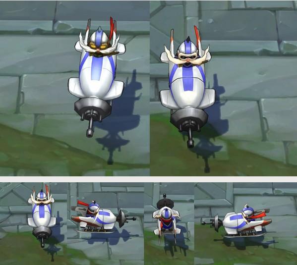 LMHT XG Talon-4