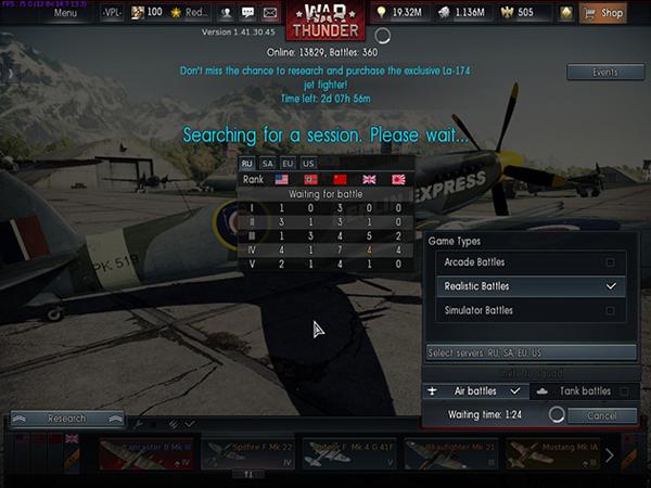 War Thunder XG as21d5q-3