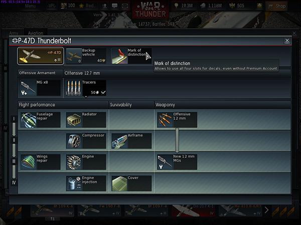 War Thunder XG as21d5q-6