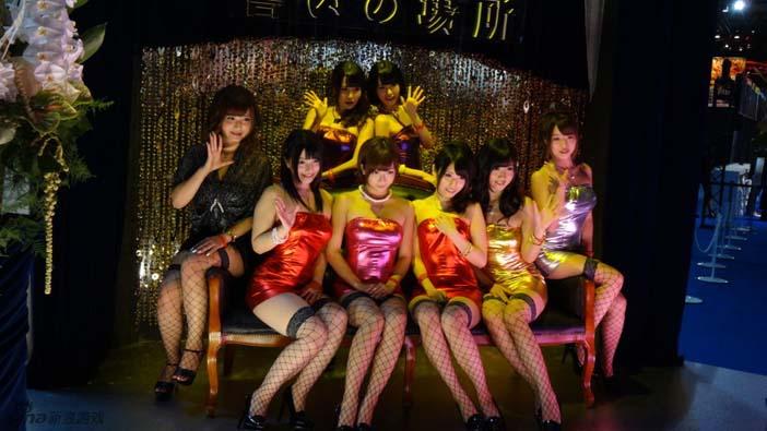 Yakuza Zero TGS 2014 (10)