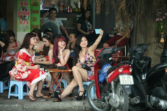 Hot Girl XG Vong 1-4