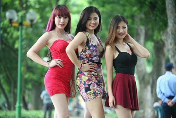 Hot Girl XG Vong 1-5