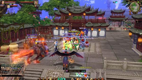 Tân Thiên Long | XEMGAME.COM