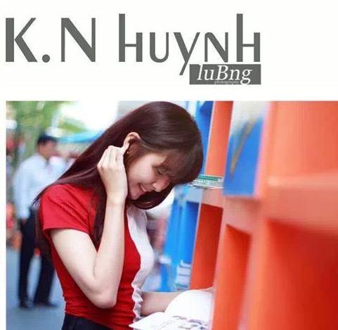 nang rapper KN xinh nhu hotgirl