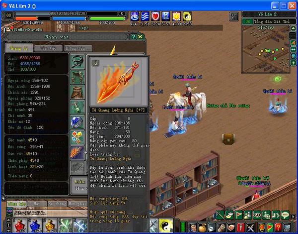 Game Thu XG Tam Su-1