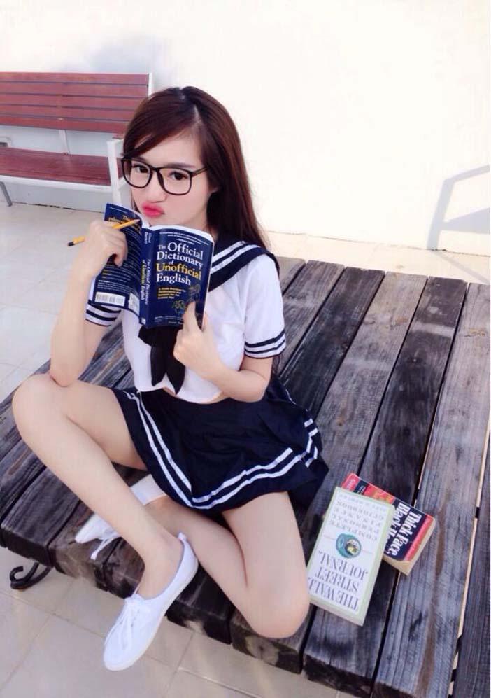 Elly Tran nu sinh Nhat Ban (14)