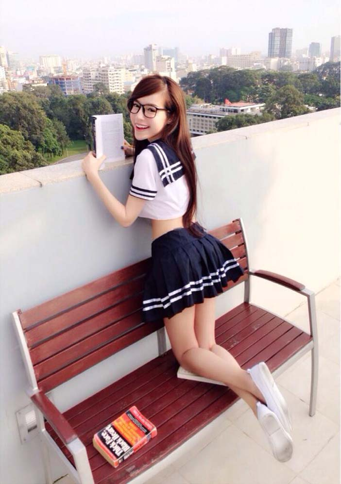 Elly Tran nu sinh Nhat Ban (18)