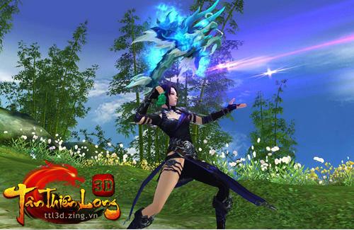 Tân Thiên Long 3D: Tìm hiểu về môn phái mới Đường Môn | XEMGAME.COM
