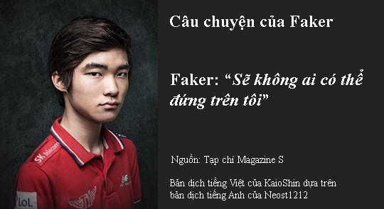 LMHT XG Faker-1