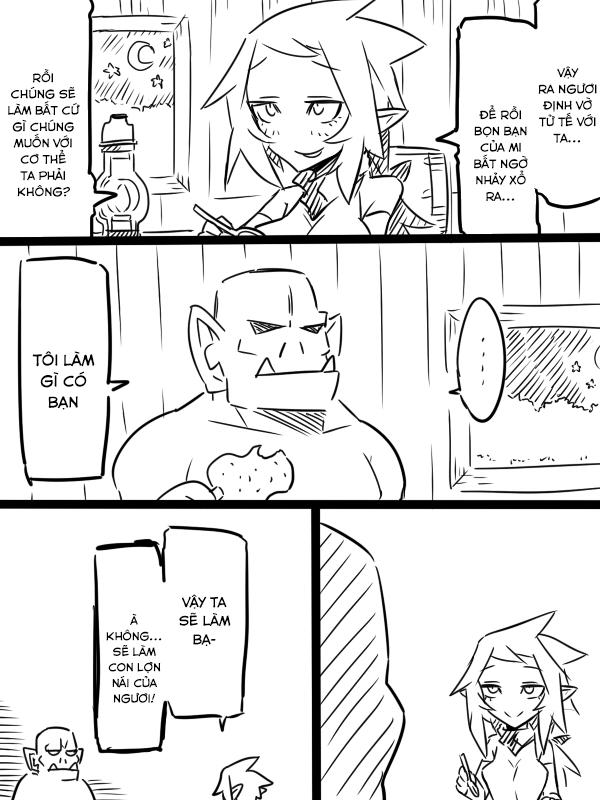 manga Orc x Elf (3)