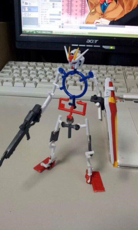 Gundam Funny (1)