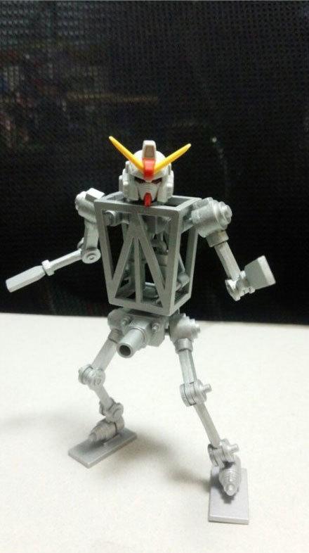 Gundam Funny (10)