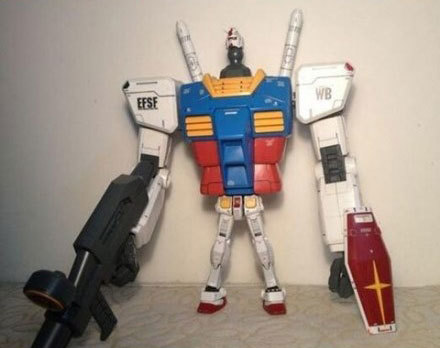 Gundam Funny (6)