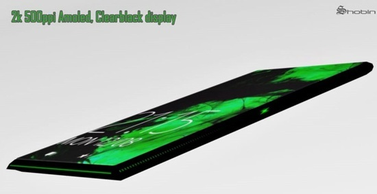 Lộ diện Xbox Phone điện thoại cực đỉnh dành cho game thủ