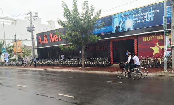 AK Net