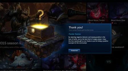 Liên Minh Huyền Thoại: Cơ hội nhận hộp quà bí ẩn từ Riot