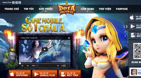Game thủ DoTa Truyền Kỳ phát cuồng với phiên bản iOS