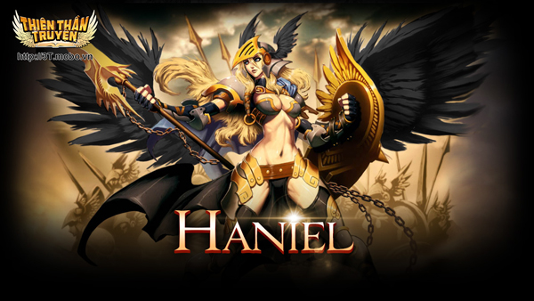 Tặng 200 giftcode game Thiên Thần Truyện máy chủ Haniel