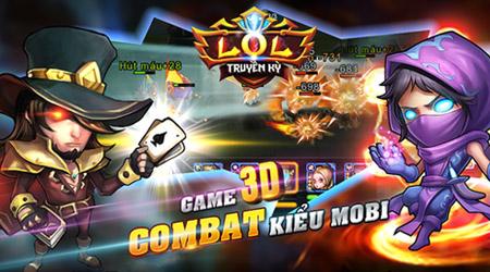 XemGame tặng 300 Vip code game LOL Truyền Kỳ
