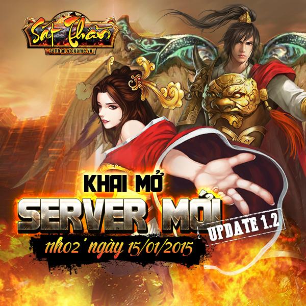 Tặng 100 giftcode game Sát Thần VTC