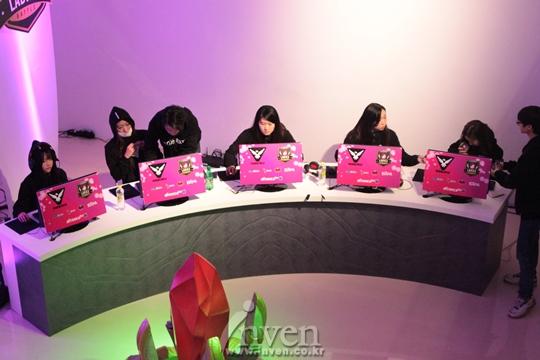Hàn Quốc tổ chức giải đấu LMHT dành riêng cho 'chị em'