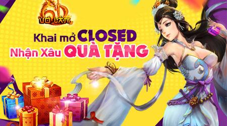 Tặng 100 Vip code game 6D Võ Lâm