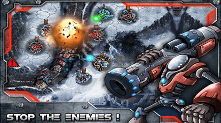 Galaxy Defense 2: Transformers chính thức ra mắt Google Play