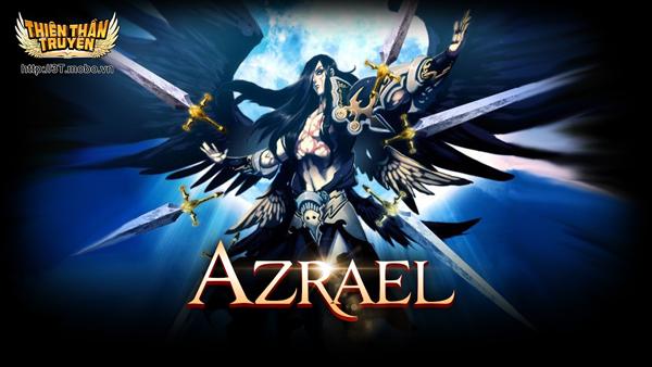 Tặng 200 giftcode game Thiên Thần Truyện máy chủ Azrael