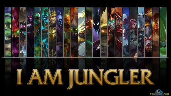 I am Jungle