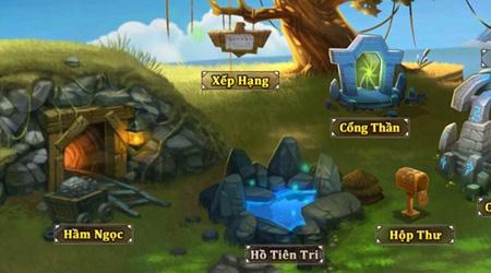 Bí kíp đào mỏ cho game thủ DoTa Truyền Kỳ