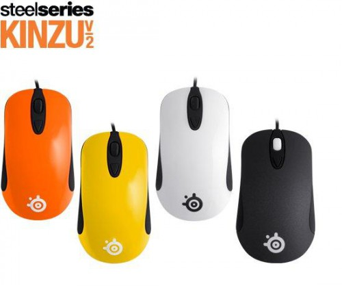 SteelSeries Kinzu V2