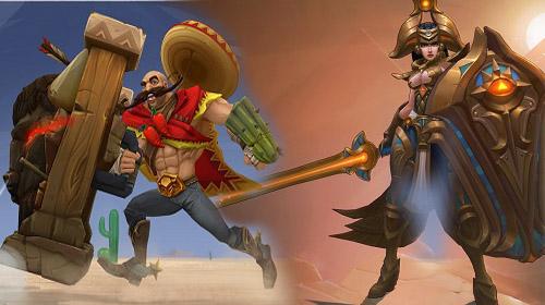 LMHT: Kết quả của Riot Games Art Contest quá tuyệt vời – Phần 1