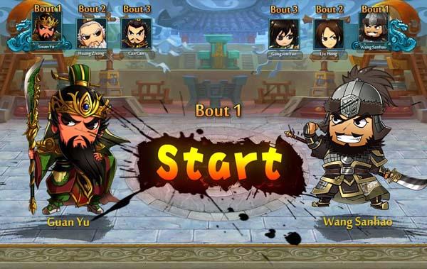 Chibi Warrior (12)