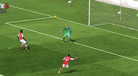 FIFA Online 3: Cách lốp bóng ảo diệu như game thủ chuyên nghiệp