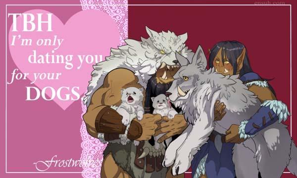 Warcraft Valentine (1)