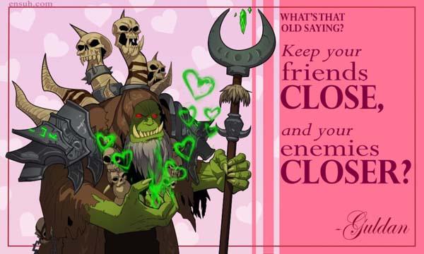 Warcraft Valentine (3)
