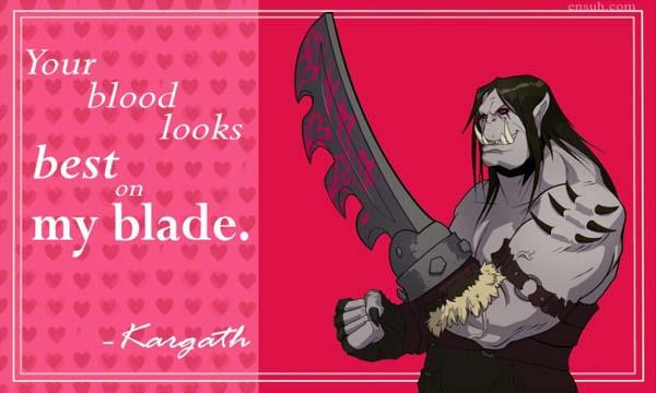 Warcraft Valentine (4)