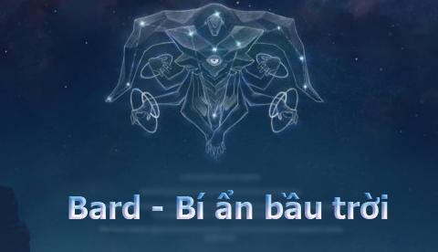 LMHT: Hé lộ tướng mới Bard – Bí ẩn bầu trời