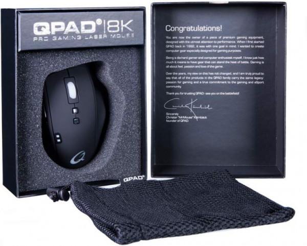 QPAD 8K