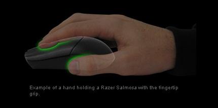 Fingertips Grip