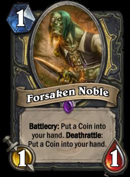 Forsaken Noble