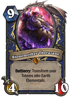 Stonemother Therazane