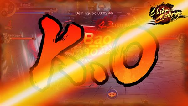 SohaGame sẽ phát hành gMO hành động Thí Hồn với tên Chiến Cuồng