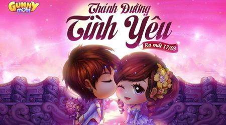 Yêu là cưới trong Gunny Mobi
