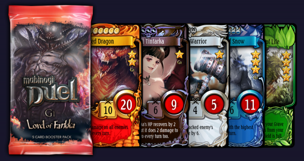 Mabinogi Duel 4