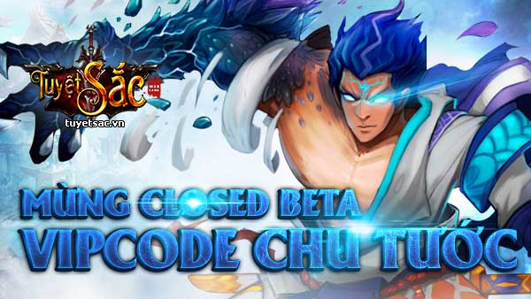 XemGame tặng 300 giftcode game Tuyệt Sắc